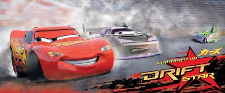 "Panoramic wallpaper Disney ""Cars"""